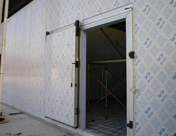冷库门设计